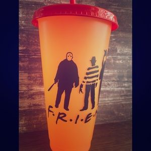 Horror FRIENDS cup